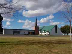 Menno Mennonite Church